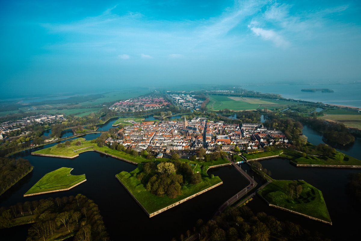 Places to visit near Amsterdam | Naarden