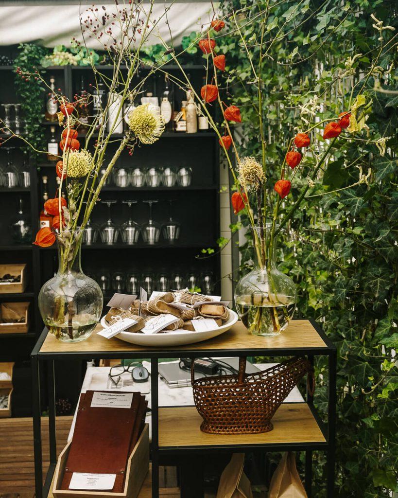 the best restaurants on Texel Netherlands   op Oost