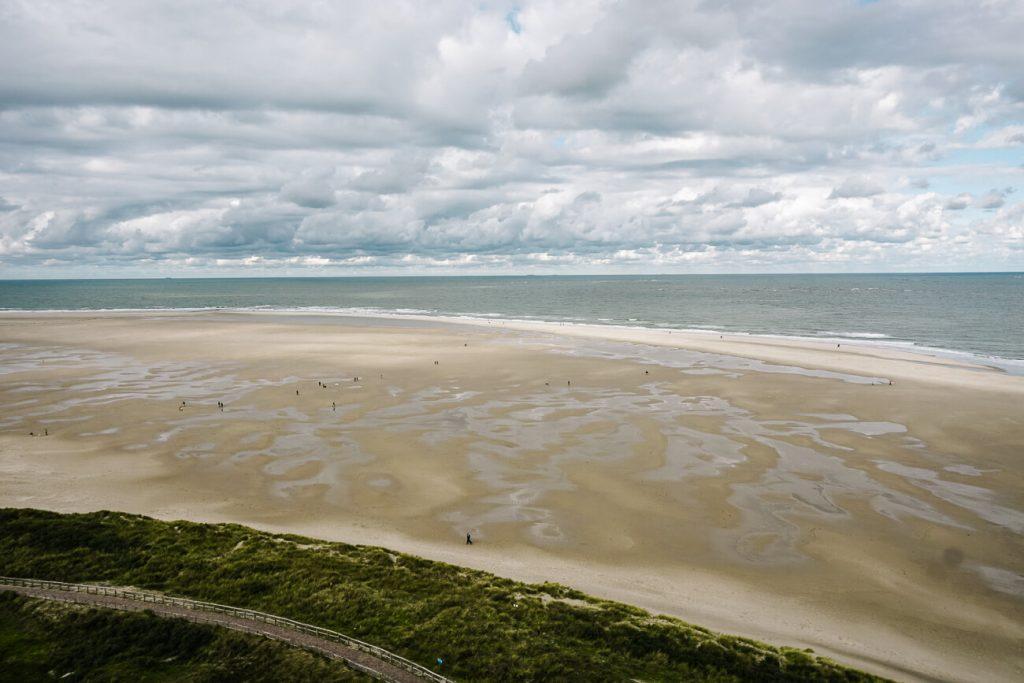 lighthouse Texel Netherlands