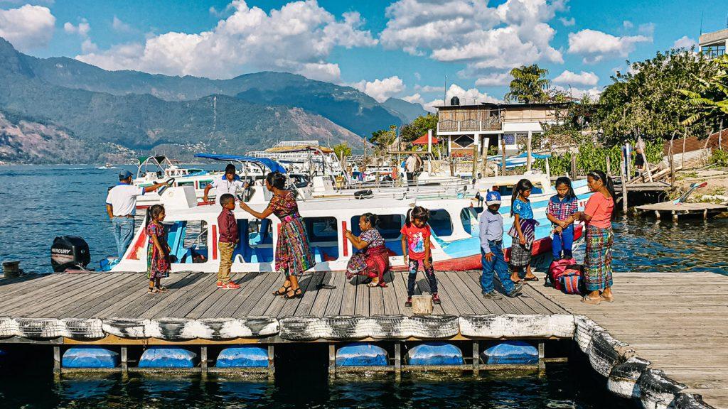 San Pedro Lago de Atitlan