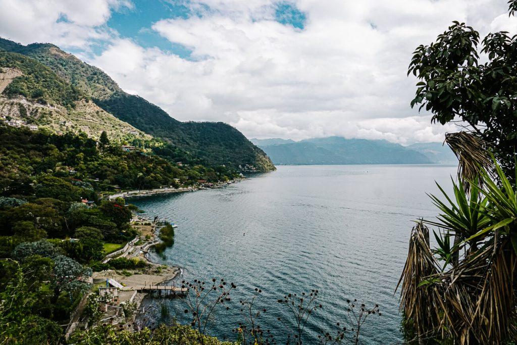 Lake atitlan tips - wandeling
