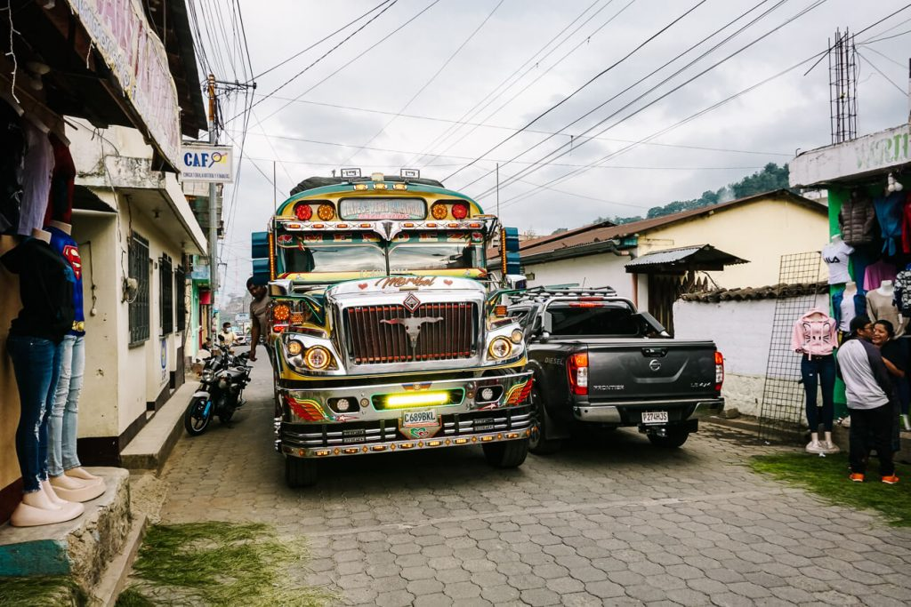hoe bereik je Lago de Atitlan in Guatemala