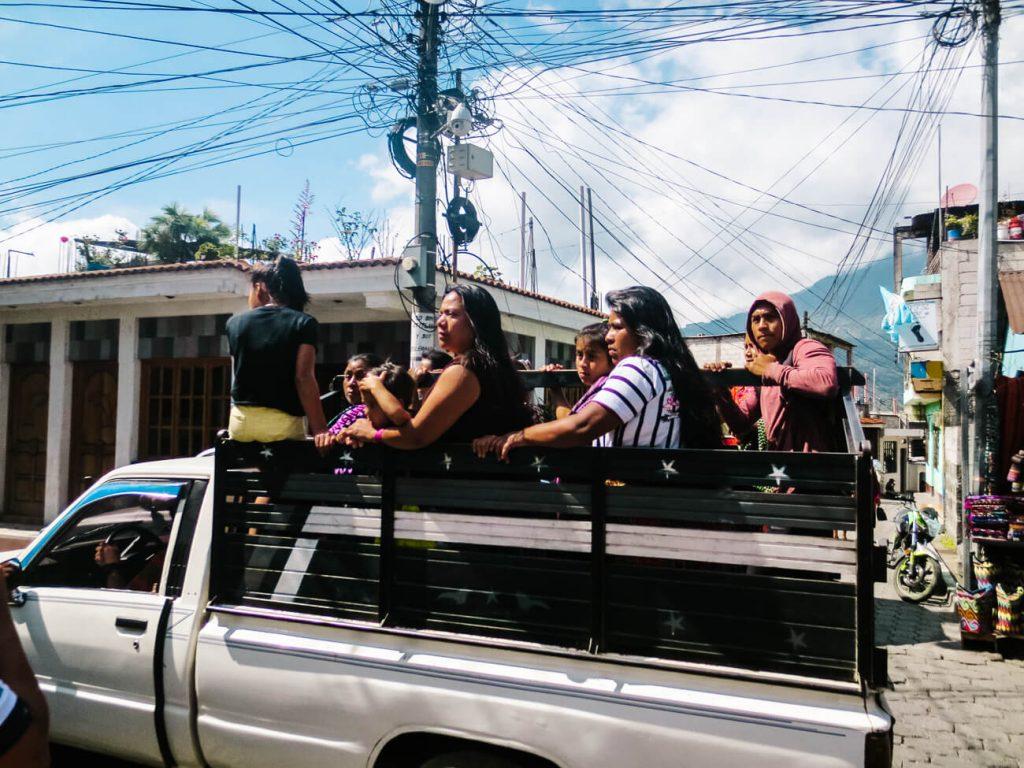 transportation to semuc champey