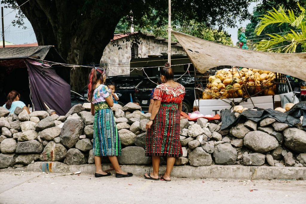 Santiago de Atitlan Guatemala