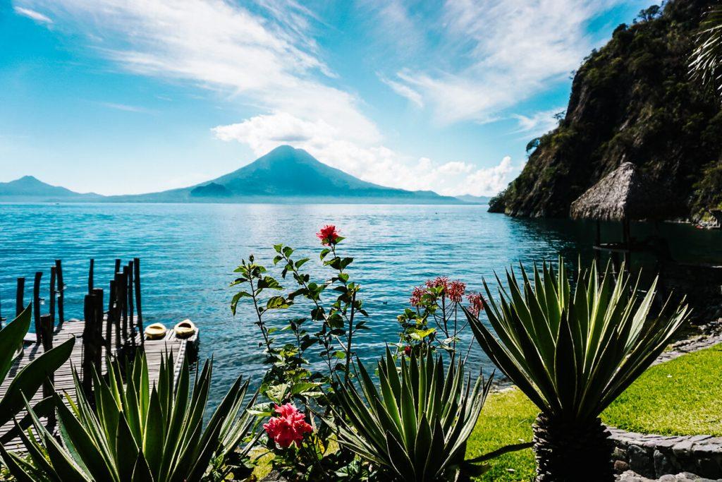 Beste reistijd Lake Atitlan Guatemala