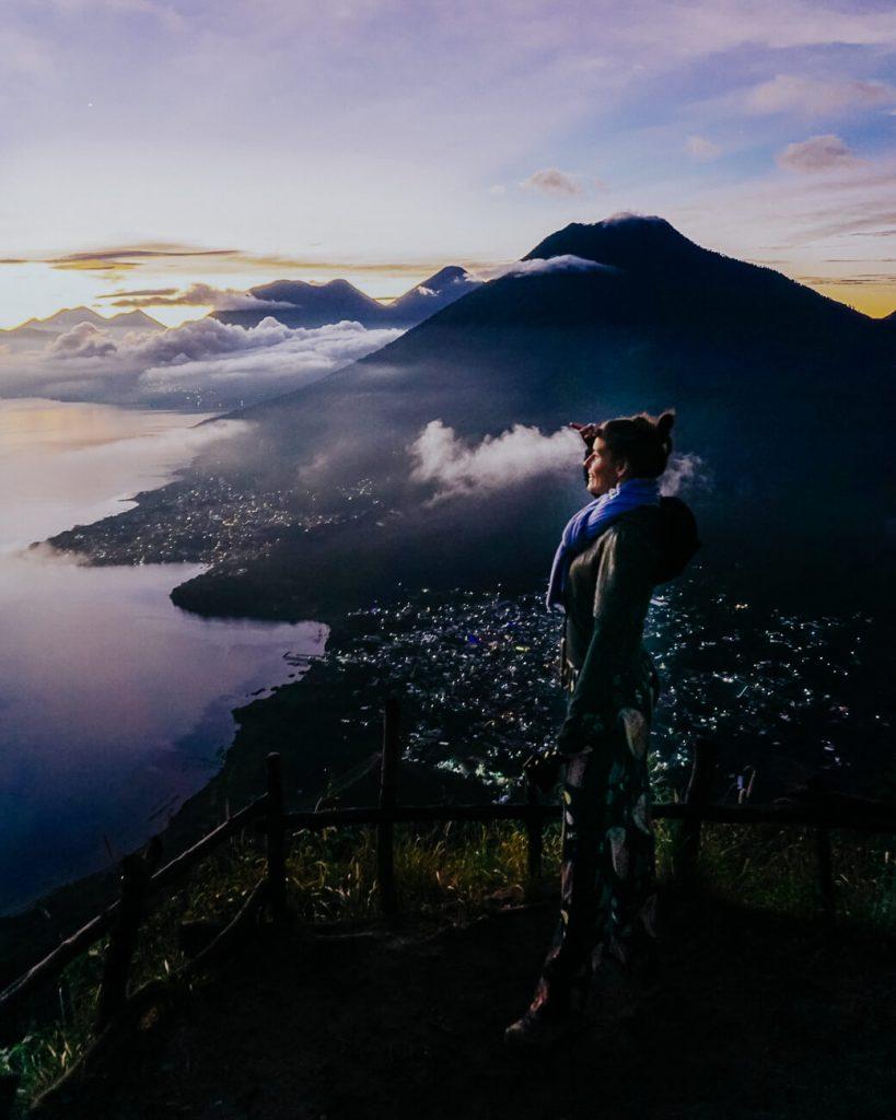 Indian Nose | Lago de Atitlán