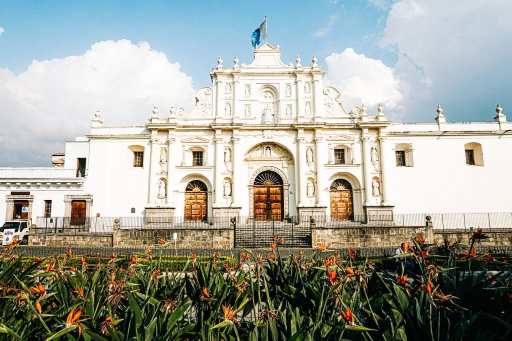 include antigua in your 1 week Guatemala itinerary