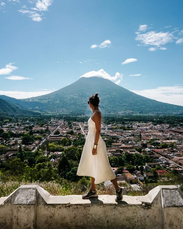 Iclude Antigua during your Guatemala itinerary 7 days