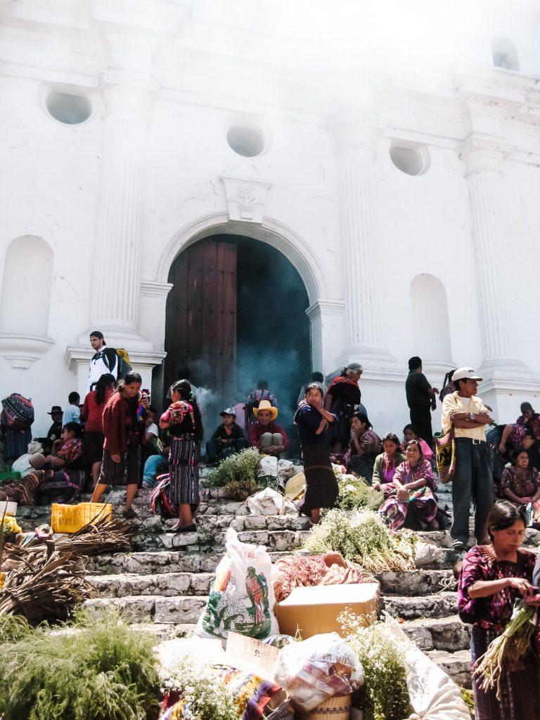 travel tips Chichicastenango market Guatemala