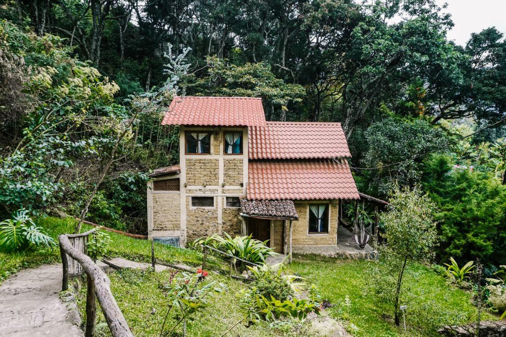 Hotel Eco Mayachik San Juan La Laguna - Hotels Lake Atitlan Guatemala