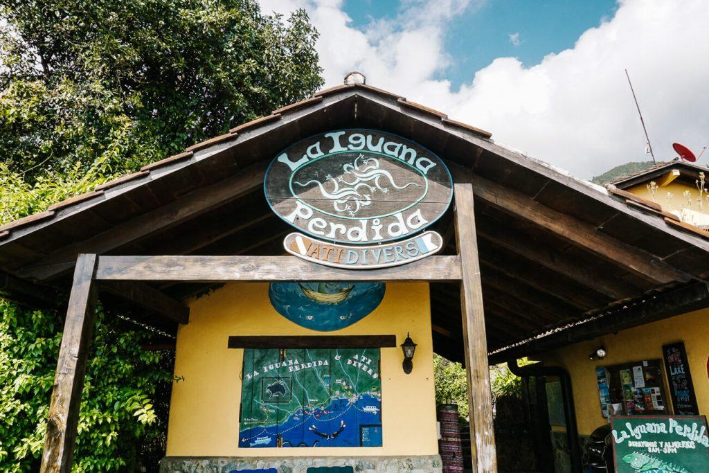 Hotels Lake Atitlan Guatemala - La Iguana Perdida