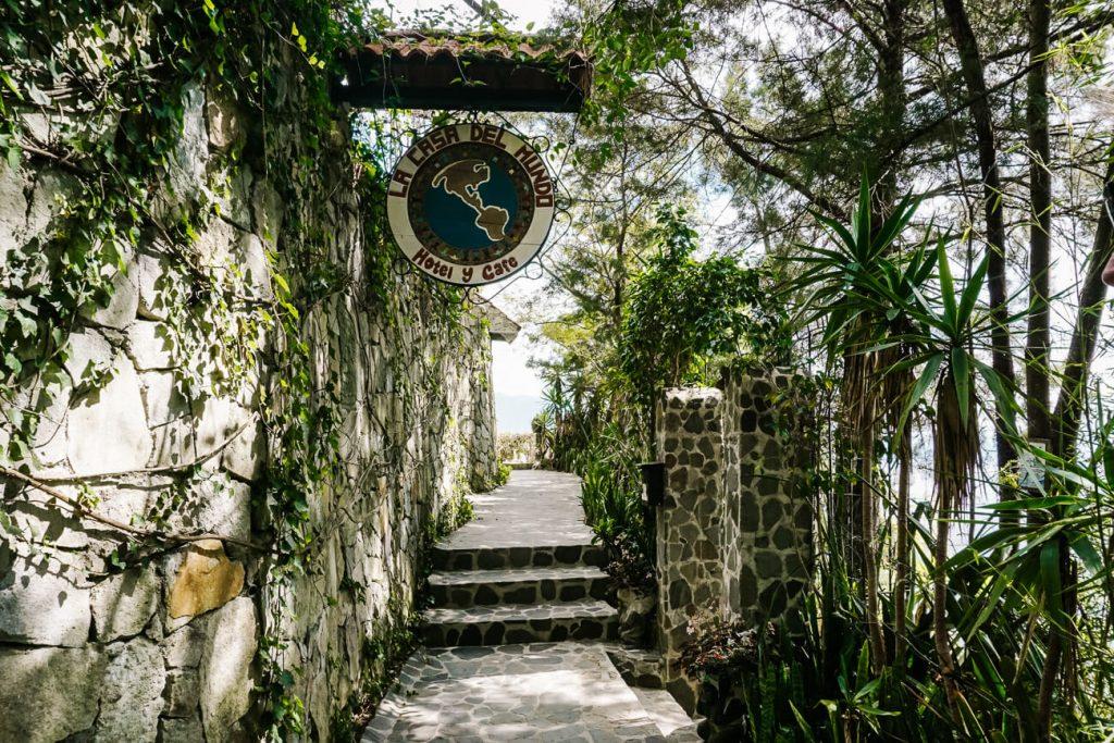Hotels Lake Atitlan Guatemala - Casa del Mundo