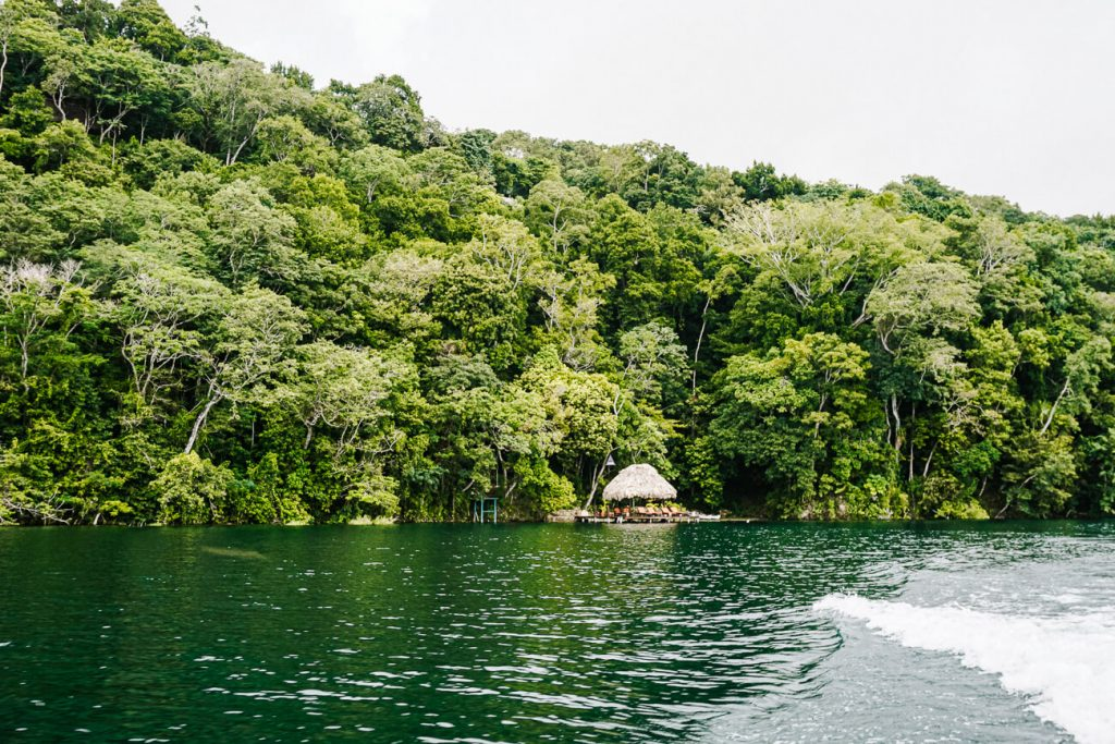la lancha resort by Francis Ford Coppola in guatemala