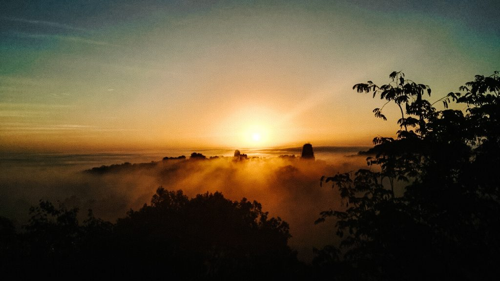 Include a sunrise in Tikal in Include Tikal in your Guatemala itinerary 7 days