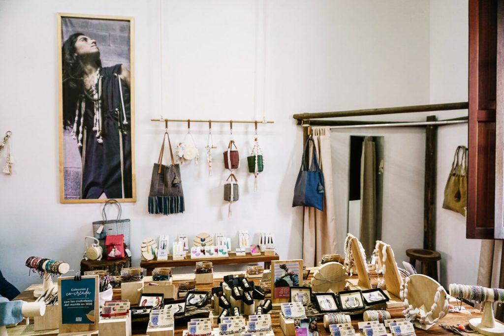 concept store in Antigua