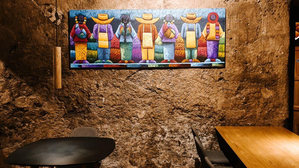 Restaurant Quiltro, hier dineren is een van de leukste dingen om te doen in Antigua als je op zoek bent naar een culinaire ervaring