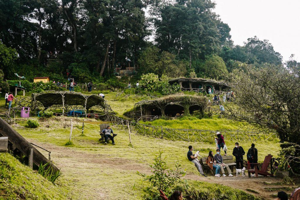 Hobbitenango in Antigua Guatemala
