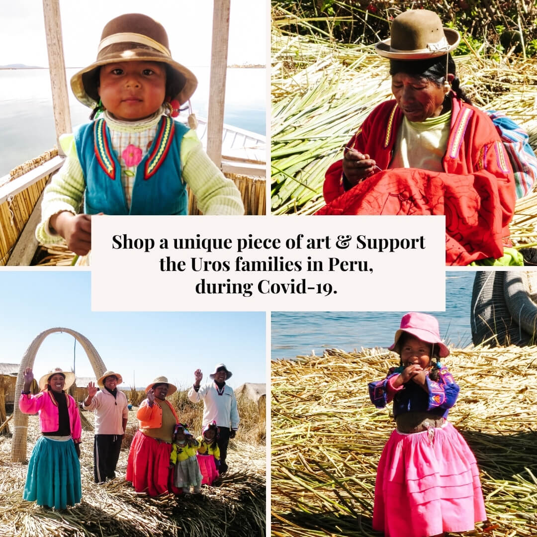 shop artisanal products from Peru