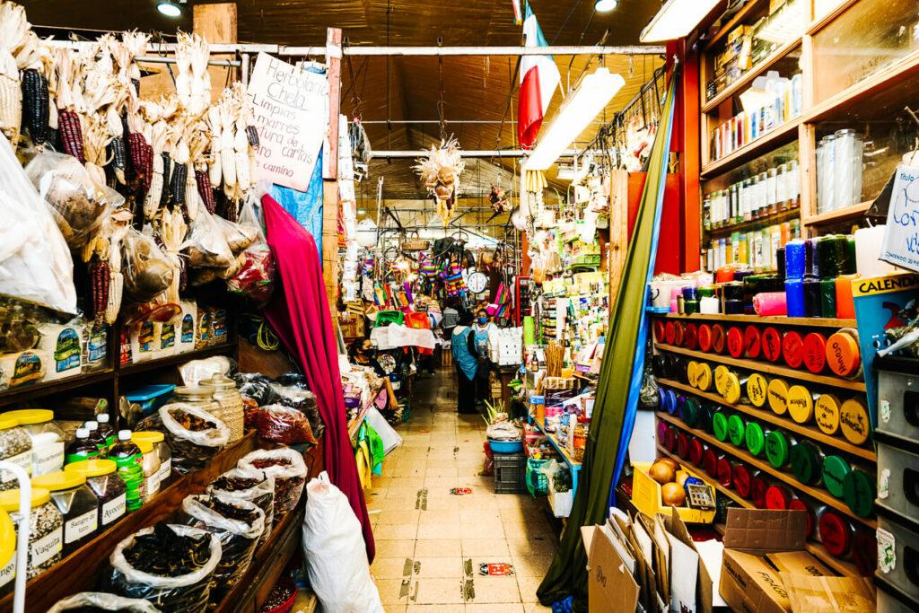 markten in oaxaca