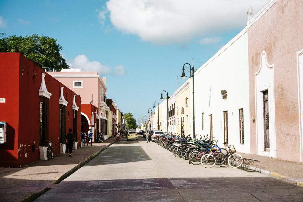 calle de los frailes in Valladolid