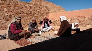 Sinai, the Bedouin Way
