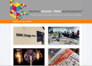 NMC design and print website