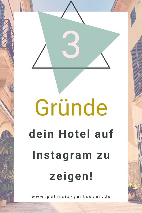Instagram Social Media Pinterest Gastgewerbe