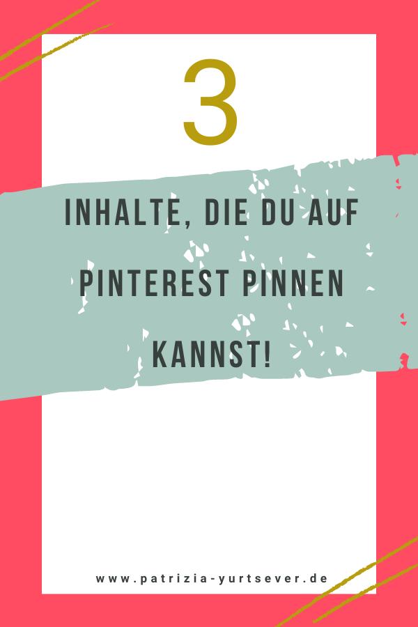 Pinterest für Anfänger