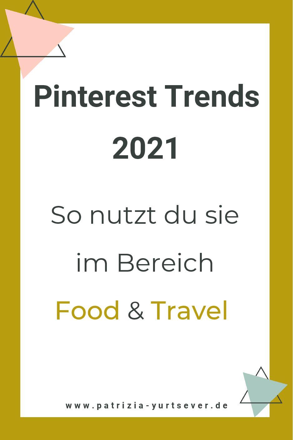 Pinterest Trends 2021