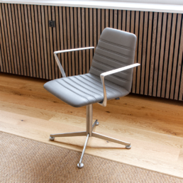 Paustian Spinal Chair designed by Paul Leroy for Paustian