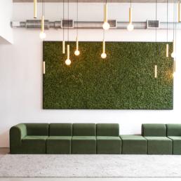 Paustian Modular Sofa designed by Erik Rasmussen