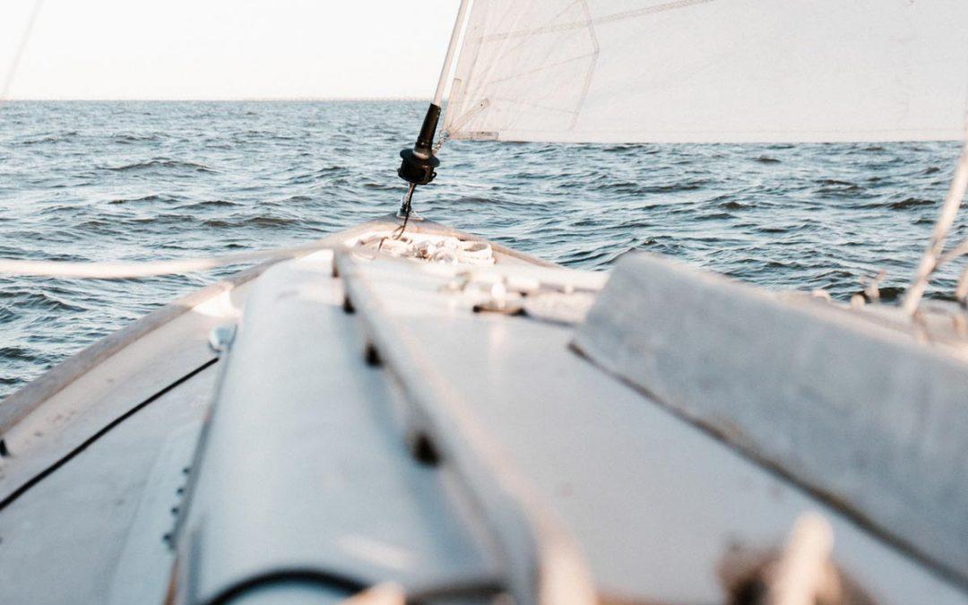Paxamare på sjön – ledarskapsutveckling till havs