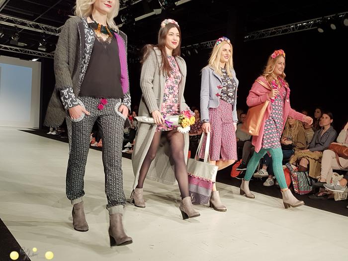 Modellbeispiele in Stoffen von Swafing, Designer Cherry Picking Anke, Sandra Prüssmeier Lila-Lotta-Design