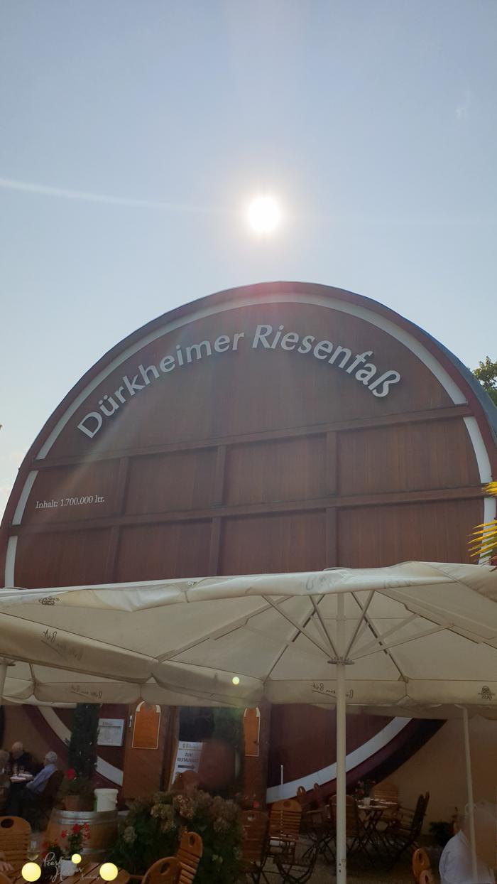 Riesenfass in Bad Dürkheim