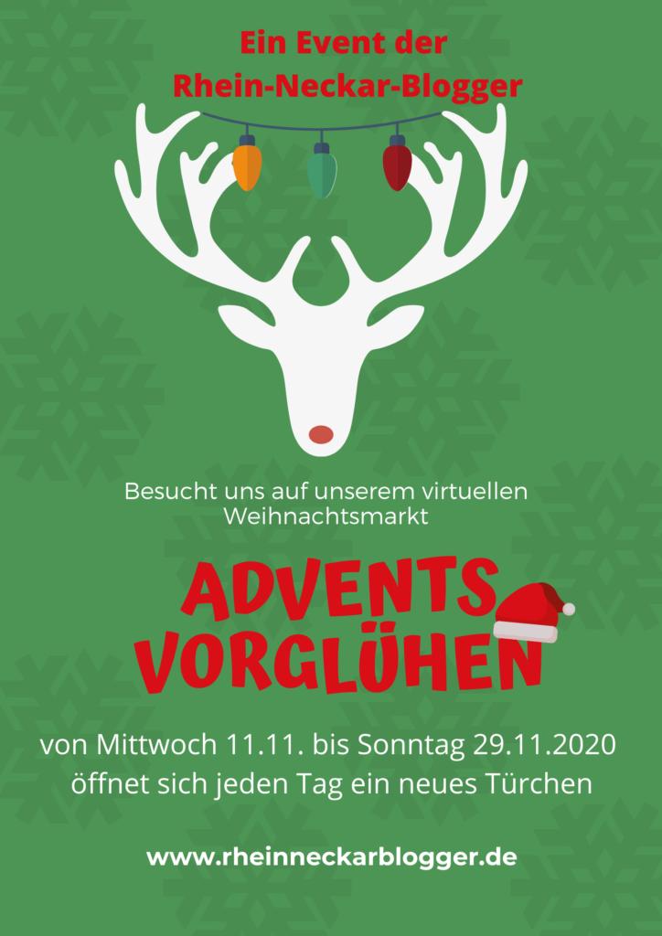 Adventsvorglühen 2020 der Rhein-Neckar-Blogger