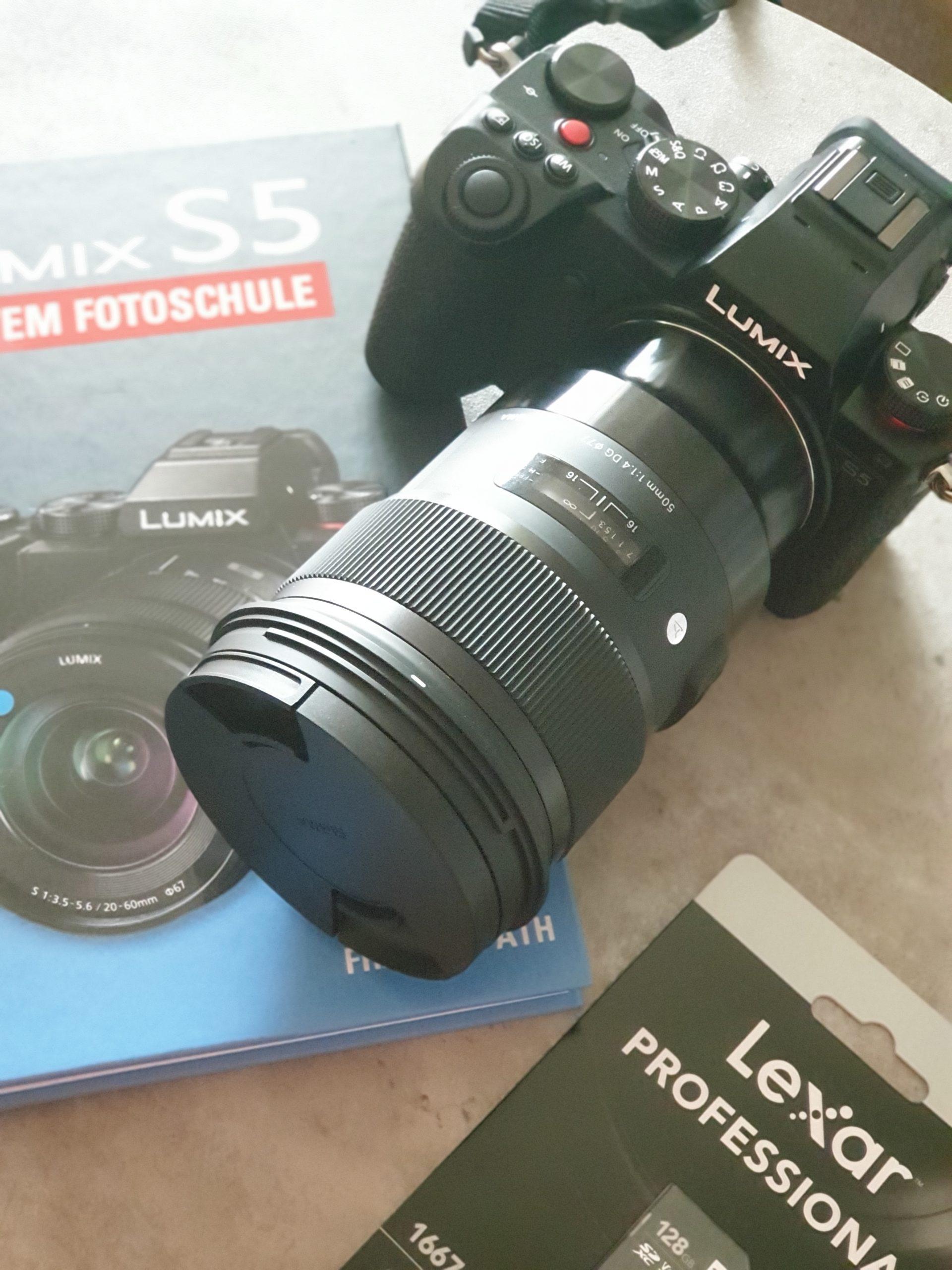 Panasonic Lumis S 5 spiegellose Vollformatkamera, die ersten Fotos im Test.