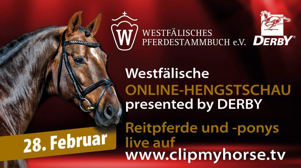 Online Hengstschau By DERBY