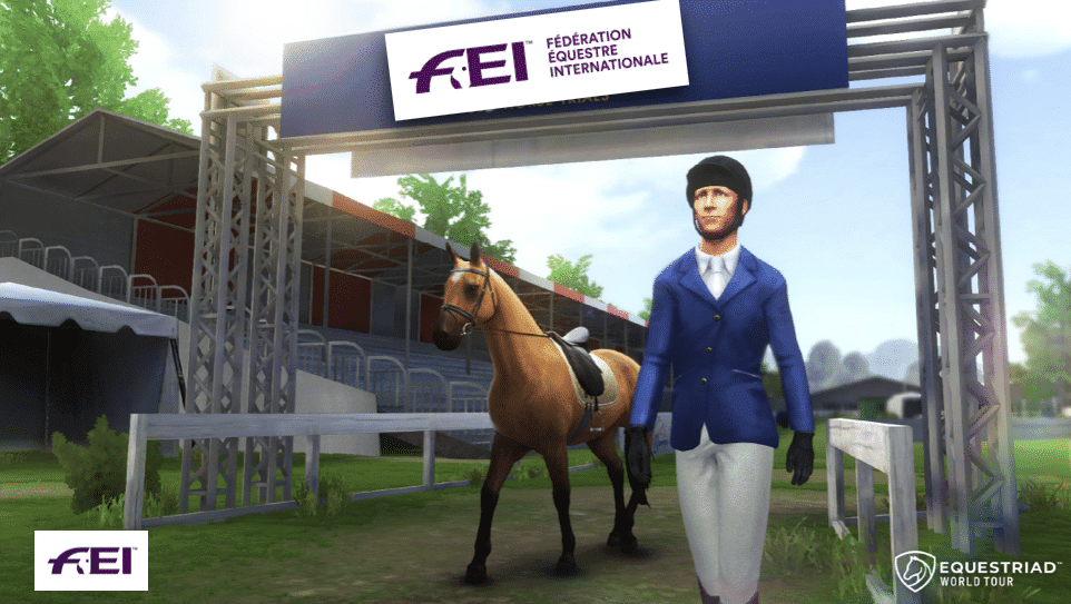 FEI Equestriad World Tour Oliver Townend & Cooley Master Class