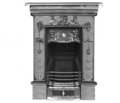 Bella fireplace combination small polished HEF359