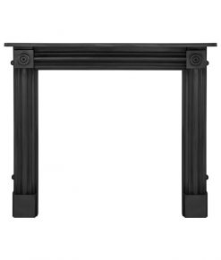 RX255 Carron Regent fireplace surround incast iron