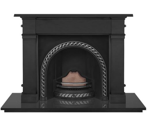 Westminster cast iron fireplace insert RX114
