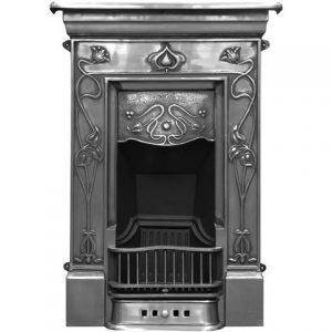 RX066 crocus fireplace