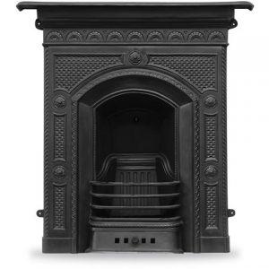 RX139 Hawthorn Fireplace Black