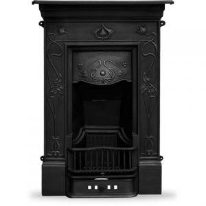 RX247 Crocus Fireplace Black