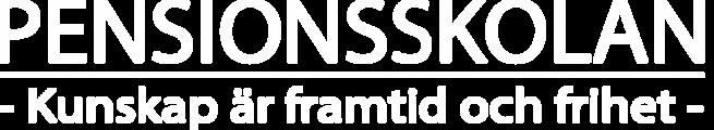 PENSIONSSKOLAN Logo