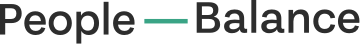 people balance logo