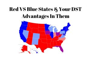 red vs blue state and your dst advantages in them