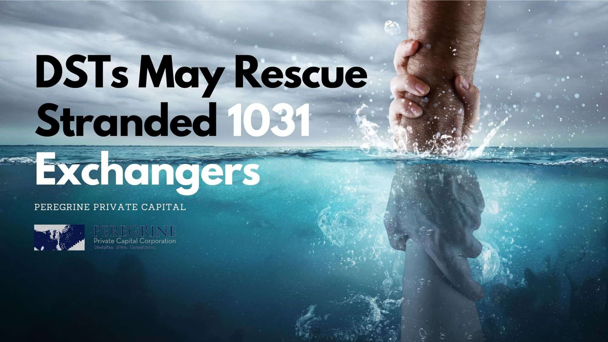 DST's save stranded 1031 exchangers