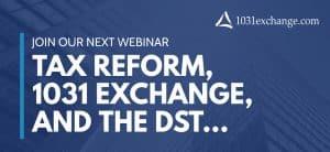 Tax Reform Webinar