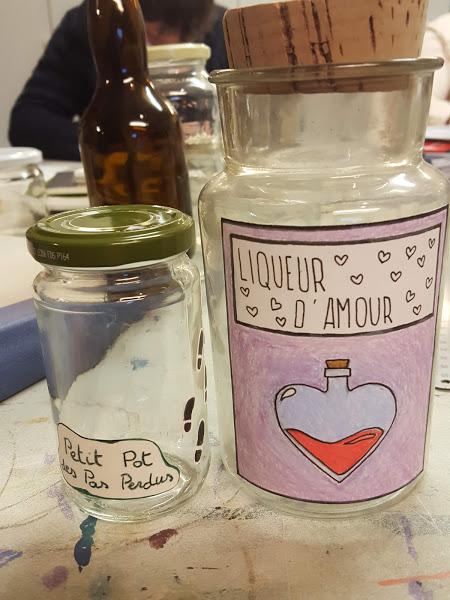 Création de produits imaginaires avec Dominique Maes